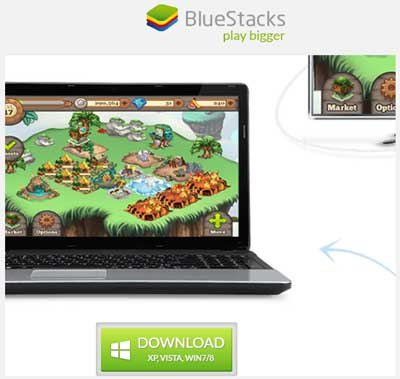 下載BlueStacks