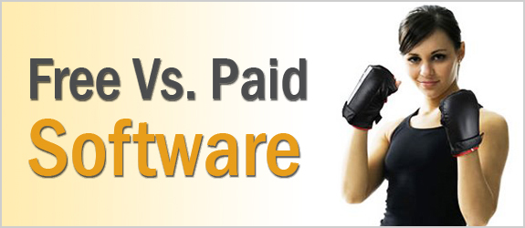 Free Vs Paid Software
